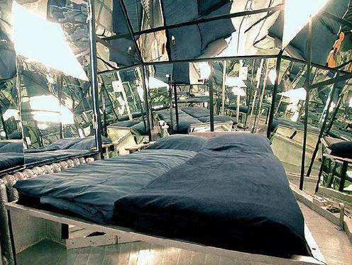 Удивительный дизайн гостиниц